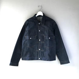 "THREE FACE /"" csf for three face "" DENIM JACKET -2nd-"