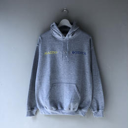 Diaspora skateboards / Tri Stripe Magic Circle Hoodie (gray)