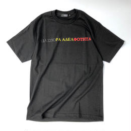 Diaspora skateboards / Tri Magic Circle Tee (black)