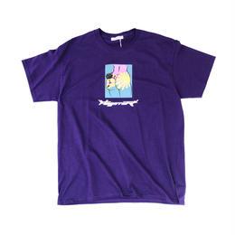 """F-LAGSTUF-F  /  """"Hip"""" Tee (purple)"""