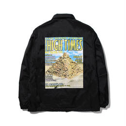 WACKO MARIA / HIGHTIMES x WACKOMARIA COACH JACKET (type-4)