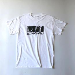 "F-LAGSTUF-F  /  ""Hell box"" Tee (white)"