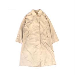 """Burberrys   vintage """"一枚袖"""" coat 白タグ (spice)"""
