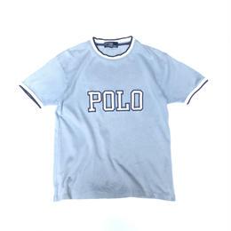 POLO Ralph Lauren  リンガーロゴTシャツ (spice)