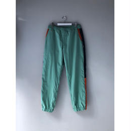 F-LAGSTUF-F / Track Line Pants (green)