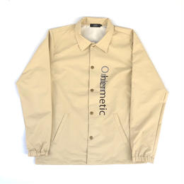 Diaspora skateboards /Raw Life Coaches Jacket (Khaki)