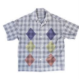 PHINGERIN / Argyle Shirt
