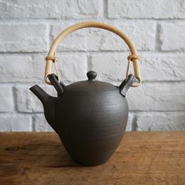 南景製陶園 萬古焼 どんぐり土瓶 南蛮