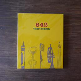 CHRONICLE BOOKS ( クロニクルブックス ) 642 Things to Draw Jul