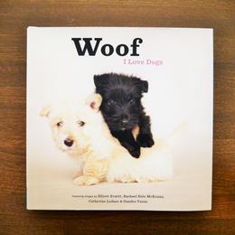 CHRONICLE BOOKS ( クロニクルブックス ) Woof I Love Dogs
