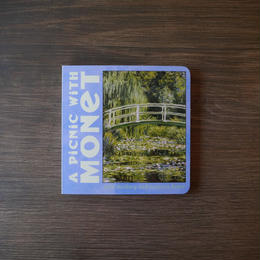 CHRONICLE BOOKS( クロニクルブックス )  A Picnic with Monet
