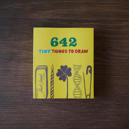 CHRONICLE BOOKS ( クロニクルブックス ) 642 Tiny things to Draw