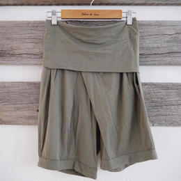 SUNDAY IN BED short MILA olive