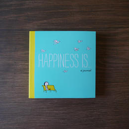 CHRONICLE BOOKS ( クロニクルブックス ) ハピネス イズ ジャーナル