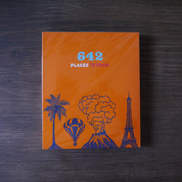 CHRONICLE BOOKS ( クロニクルブックス ) 642 Places to Draw