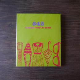 CHRONICLE BOOKS ( クロニクルブックス ) 642 Fashion Things to Draw
