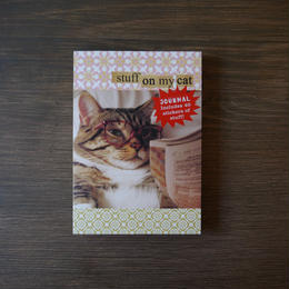CHRONICLE BOOKS ( クロニクルブックス ) Stuff on My Cat Journal