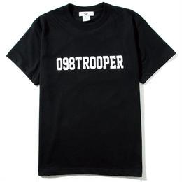 OKINAWAMADE™098TROOPERロゴTシャツ(ブラック)