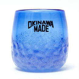 OKINAWAMADE™琉球ガラス(ブルー)