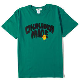 OKINAWAMADExSHU ASHIMINETシャツ(グリーン)
