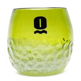OKINAWAMADE™琉球ガラスWAVE(グリーン)