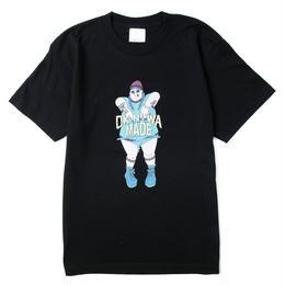 OKINAWAMADE™xChico_ck by Chico MiyaguniガールTシャツ(ブラック)
