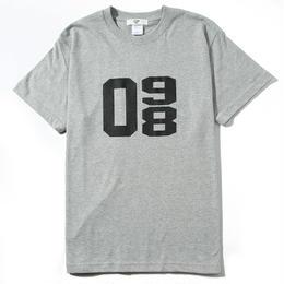 OKINAWAMADE™098TROOPERロゴTシャツ(グレー)
