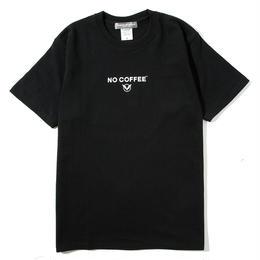 NO COFFEExYOSHIDAROBERTO™Tシャツ(ブラック)
