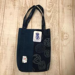 藍染 トートバッグ1