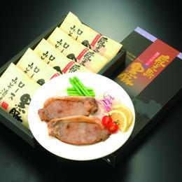 黒豚ロース味噌漬けセット5枚