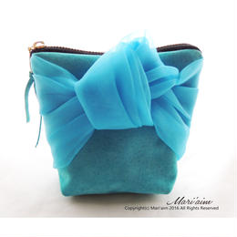 CandyPouch:TurquoiseBlue (ターコイズブルー)