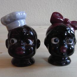 50'sBlack Chef Solt&Pepper