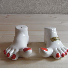 Foot Solt&Pepper