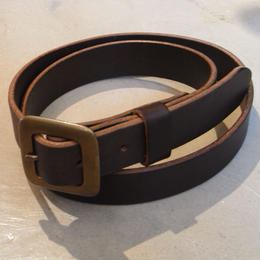 OCCUPY Leather Belt