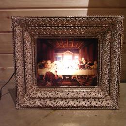 最後の晩餐  Picture Lamp ホログラム