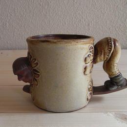 ブチ破り Mug
