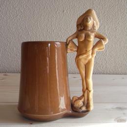 Cow Girl Mug