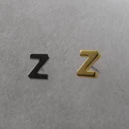 アルファベット ピアス Z