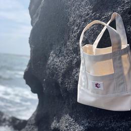 最終生産‼︎帆布トートバッグ  White (Small)&フレグランスセット