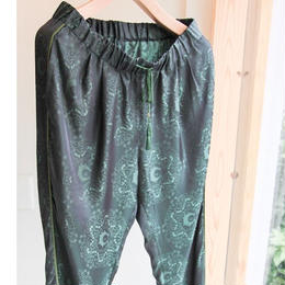 2tac Cupra Jacquard Pants  (Green)