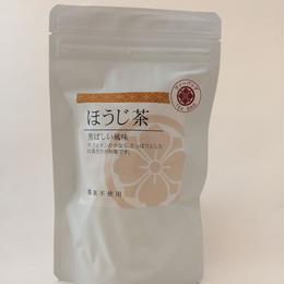ほうじ茶 農薬不使用 ティーバッグ 2.5gx18個