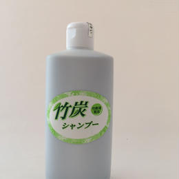 竹炭石鹸シャンプー 300mL