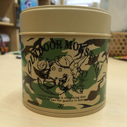 TEABOY茶缶【お茶迷彩】アウトドアモンスター