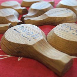 tivoli  no  chashaji   茶杓  大島園✖︎tivoli woodworks