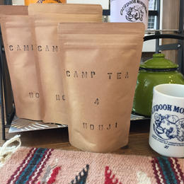 CAMP TEA 大袋 【HOUJI】4