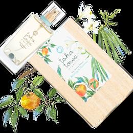 tokotowa organics リラクシング&ハーモニー(ブルー) 香水 25ml【perfume】