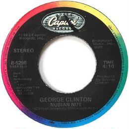 George Clinton – Nubian Nut / Free Alterations