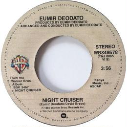 Eumir Deodato ‎– Night Cruiser / Love Magic