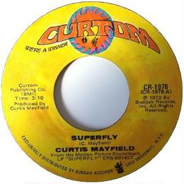 Curtis Mayfield ‎– Superfly / Underground