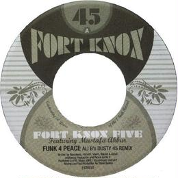 Fort Knox Five - Radio Free DC Remixed Vol. 5